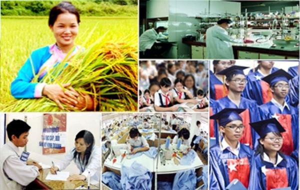 Quá trình phát triển nhận thức lý luận về mô hình chủ nghĩa xã hội ở Việt Nam