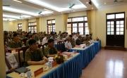 Hội thảo khoa học: Công tác giáo dục chính trị, tư tưởng trong lực lượng công an nhân dân hiện nay