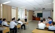 Hoạt động thao giảng và Hội thi giảng viên dạy giỏi toàn quốc hướng tới xây dựng trường chính trị chuẩn
