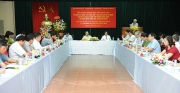 """Hội thảo khoa học quốc gia: 70 năm tác phẩm """"Đời sống mới""""của Chủ tịch Hồ Chí Minh - Giá trị lý luận và thực tiễn trong phong trào xây dựng nông thôn mới và đô thị văn minh"""