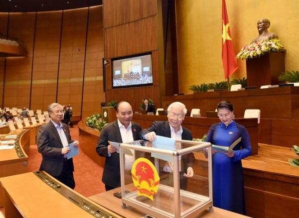 Hoàn thiện cơ chế pháp lý phân công, phối hợp và kiểm soát quyền lực nhà nước Việt Nam hiện nay