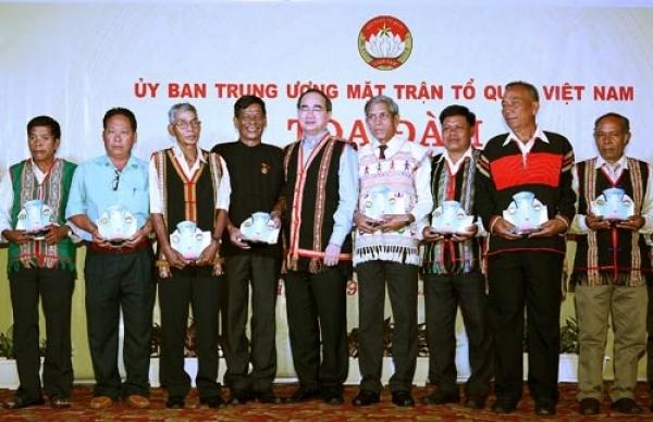 Nâng cao chất lượng đào tạo lý luận chính trị - hành chính cho cán bộ dân tộc thiểu số cơ sở khu vực Tây Nguyên
