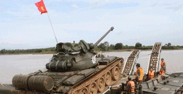 Lữ đoàn Tăng - Thiết giáp 26 (Quân khu 7) trong chiến dịch Hồ Chí Minh lịch sử