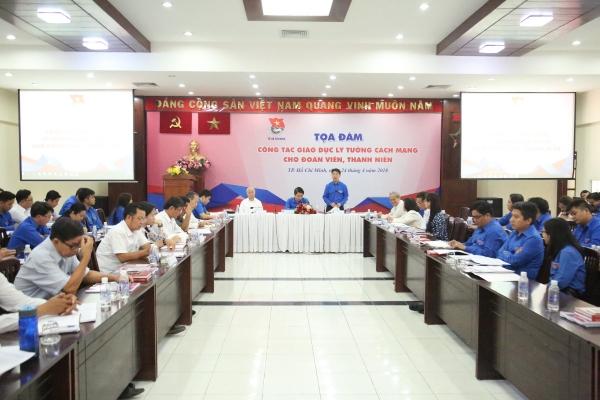 Kết hợp đức trị và pháp trị theo tư tưởng Hồ Chí Minh - biện pháp quan trọng trong công tác xây dựng đảng về đạo đức hiện nay