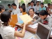 Công tác tuyển dụng, đào tạo cán bộ, công chức, viên chức hiện nay