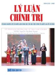 Tạp chí Lý luận chính trị số 10-2019