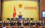 Chức năng của Quốc hội theo Hiến pháp 2013 và một số kiến nghị  bảo đảm thực hiện