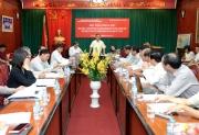 """Hội thảo khoa học: """"Thực trạng và giải pháp thúc đẩy hợp tác xã nông nghiệp chuyển đổi về hình thức tổ chức và phương thức hoạt động theo Luật Hợp tác xã 2012"""""""