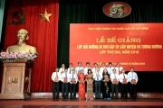 Một số giải pháp nâng cao chất lượng công tác đào tạo, bồi dưỡng cán bộ ở Học viện Chính trị quốc gia Hồ Chí Minh