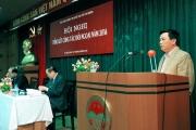 Hội nghị tổng kết công tác đối ngoại năm 2016