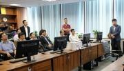 Lớp Bồi dưỡng nâng cao kiến thức quản lý nhà nước về báo chí K12-QLNNBC06.ĐT, Học viện Chính trị quốc gia Hồ Chí Minh tổ chức nghiên cứu thực tế