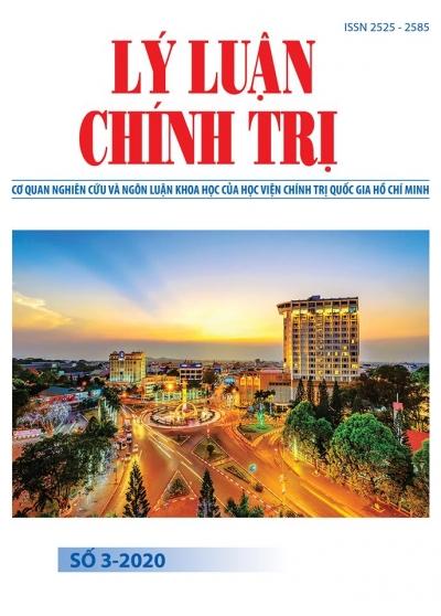 Tạp chí Lý luận chính trị số 3 - 2020